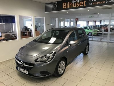 used Opel Corsa 5-dörrar 1.4 Euro 6 90hk