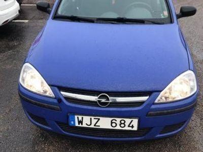 gebraucht Opel Corsa 1,2 /80hk -05