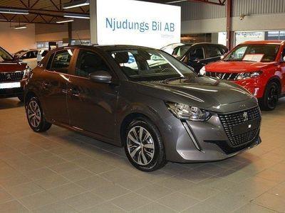 begagnad Peugeot 208 NYA ACTIVE 100 HK