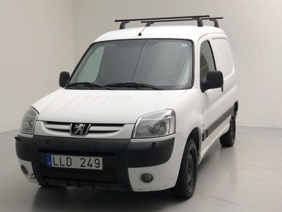 begagnad Peugeot Partner 1.6 HDI Skåp