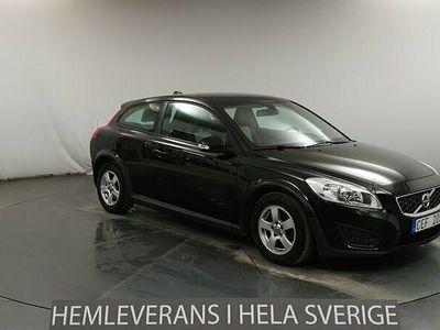 begagnad Volvo C30 1.6D DRIVe Värmare Nyservad Kamrem bytt 109hk