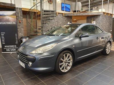 begagnad Peugeot 307 CC 2.0 HDi 136hk ( 0 Ränta 36 Mån )
