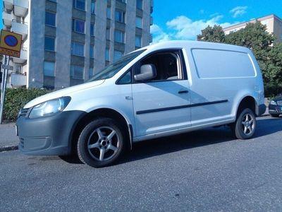 begagnad VW Caddy Maxi 2.0 TDI 4Motion 110hk
