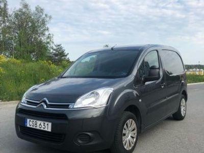 begagnad Citroën Berlingo Van e-HDi GARANTI -14