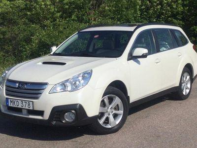 gebraucht Subaru Outback 2.0D (150hk)