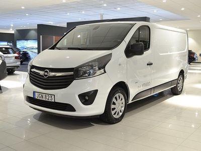 brugt Opel Vivaro Premium L2 H1 120hk