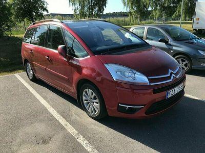 begagnad Citroën Grand C4 Picasso 143 Hk EGS RENOVERINGSOBJEKT VÄXELLÅDA