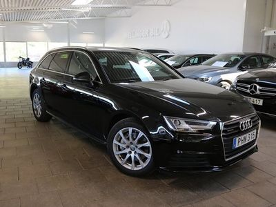 begagnad Audi A4 Avant 2.0TDI Q S Tronic Proline EU6 1