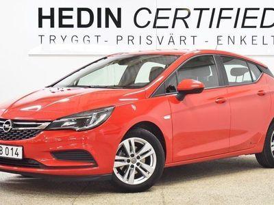begagnad Opel Astra 0 105Hk Enjoy Plus V-Hjul