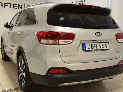 begagnad Kia Sorento 2,2 CRDI AUT BUSINESS