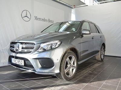 begagnad Mercedes GLE350 4MATIC