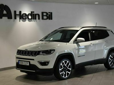 begagnad Jeep Compass LIMITED PHEV 1,3 T4 190HP EAWD