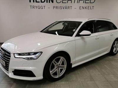 begagnad Audi A6 Avant Ambition //Drag // Leasbar // 1 Ägare