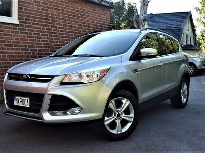 gebraucht Ford Escape 1.6 EcoBoost 4WD Automat 181hk