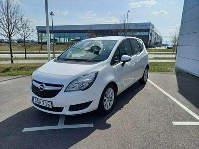 begagnad Opel Meriva 1.4 Turbo Automat Euro 6 120hk