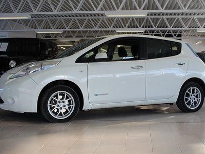 begagnad Nissan Leaf 5DR VISIA ZERO MISSION