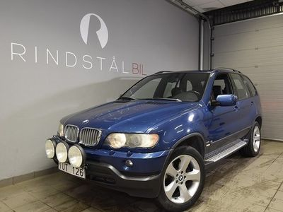 begagnad BMW X5 4.4i AUT DRAG SPORT S&V 2003, SUV 44 900 kr