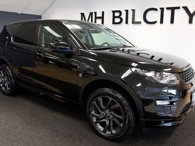 begagnad Land Rover Discovery Sport 2.0TD4 HSE,7-sits,