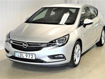 begagnad Opel Astra Dynamic 5d 1.4T /125 hk Halvkombi
