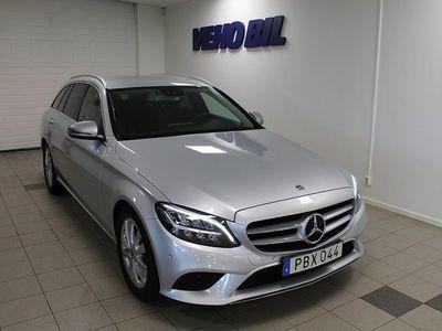 begagnad Mercedes C220 d Kombi Avantgarde Navi Drag