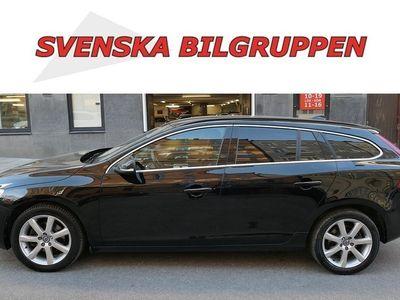 used Volvo V60 D3 Momentum Euro 6 150hk Värmare S-V Alu Kombi
