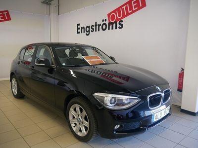 used BMW 118 d 143hk