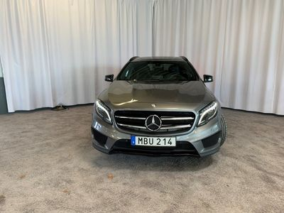 käytetty Mercedes GLA200 d 4MATIC AMG Sport Euro 6