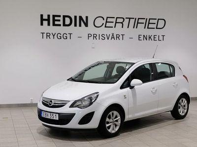 begagnad Opel Corsa 1.2 ecoFLEX / 85hk / 2014