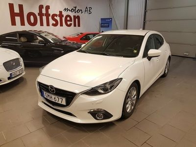 begagnad Mazda 3 Sport 2.2 SKYACTIV-D OPTIMUM