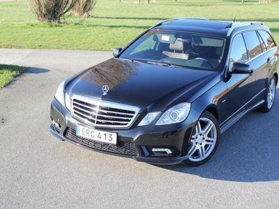 begagnad Mercedes E350