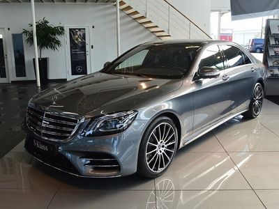 usata Mercedes 400 S-klass4MATIC