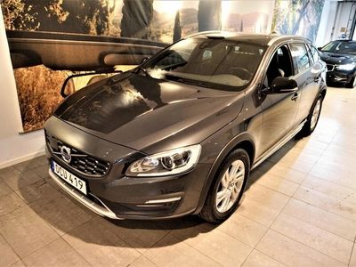 begagnad Volvo V60 CC D4 AWD Business Adv -17