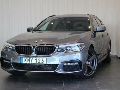 begagnad BMW 540 dA xDrive Touring Innovation Edition 320hk