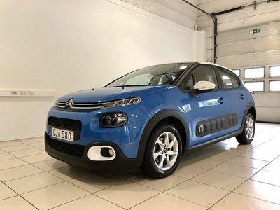 begagnad Citroën C3 1.6 BlueHDi SHINE Euro 6 99hk