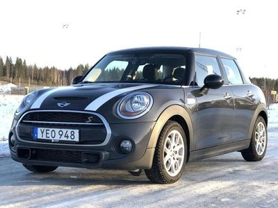 begagnad Mini Cooper S Hatch 5dr