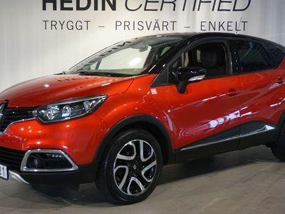 begagnad Renault Captur / HELLY HANSEN EDITION