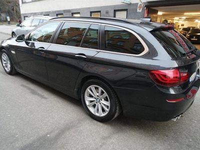 begagnad BMW 530 D xDrive Aut Skinn Drag Nav Värmare V-pkt