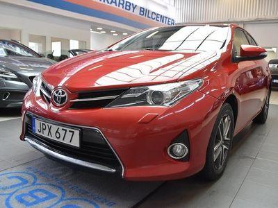 begagnad Toyota Auris 1.6 Multidrive S Aut Backkamera 2015, Halvkombi 119 900 kr