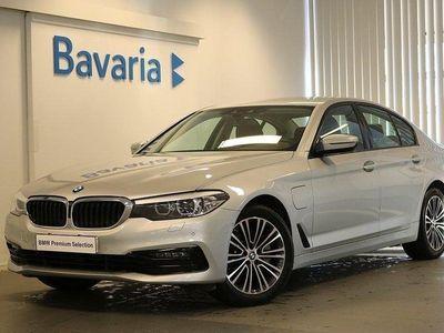 begagnad BMW 530 xDrive iPerformance Sedan Sport Line