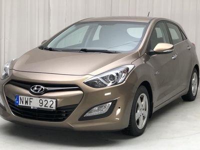 begagnad Hyundai i30 1.6 CRDi 5dr (128hk)