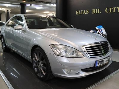 begagnad Mercedes S320 CDI 7G-Tronic Night vision Softclose