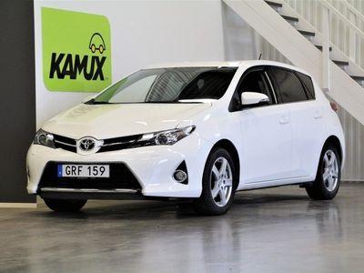 begagnad Toyota Auris 1,6 5dr   Edition Feel   SoV Hjul!