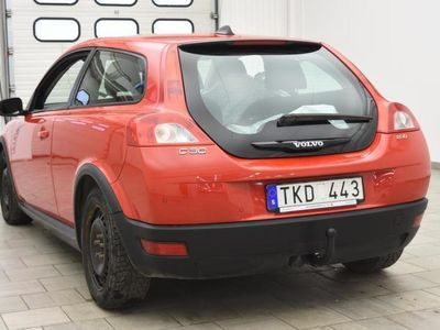 begagnad Volvo C30 2.0D 136hk D-VÄRME / MOMENTUM