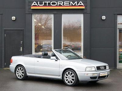 brugt Audi 80 CAB 2.6 V6 låga mil -99