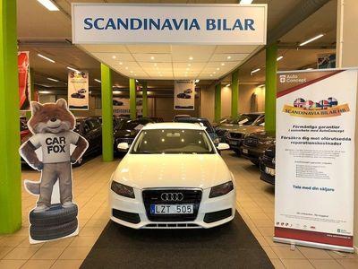 begagnad Audi A4 2.0 TDI 136HK LÅG MIL VÄLVÅRDAD