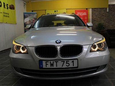 begagnad BMW 520 d Touring Automat 177hk