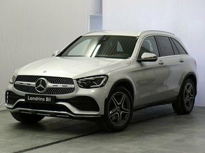 begagnad Mercedes 200 GLCd 4MATIC AMG-Line
