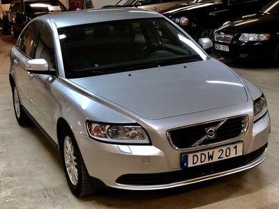 begagnad Volvo S40 1.8i Flexifuel/ Momentum/ M-Värmare/ Sips