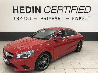 begagnad Mercedes CLA200 CDI 136HK / VÄRMARE / 7 -15
