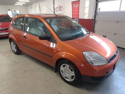 begagnad Ford Fiesta 1.3 Duratec 69hk, Nybes, AC